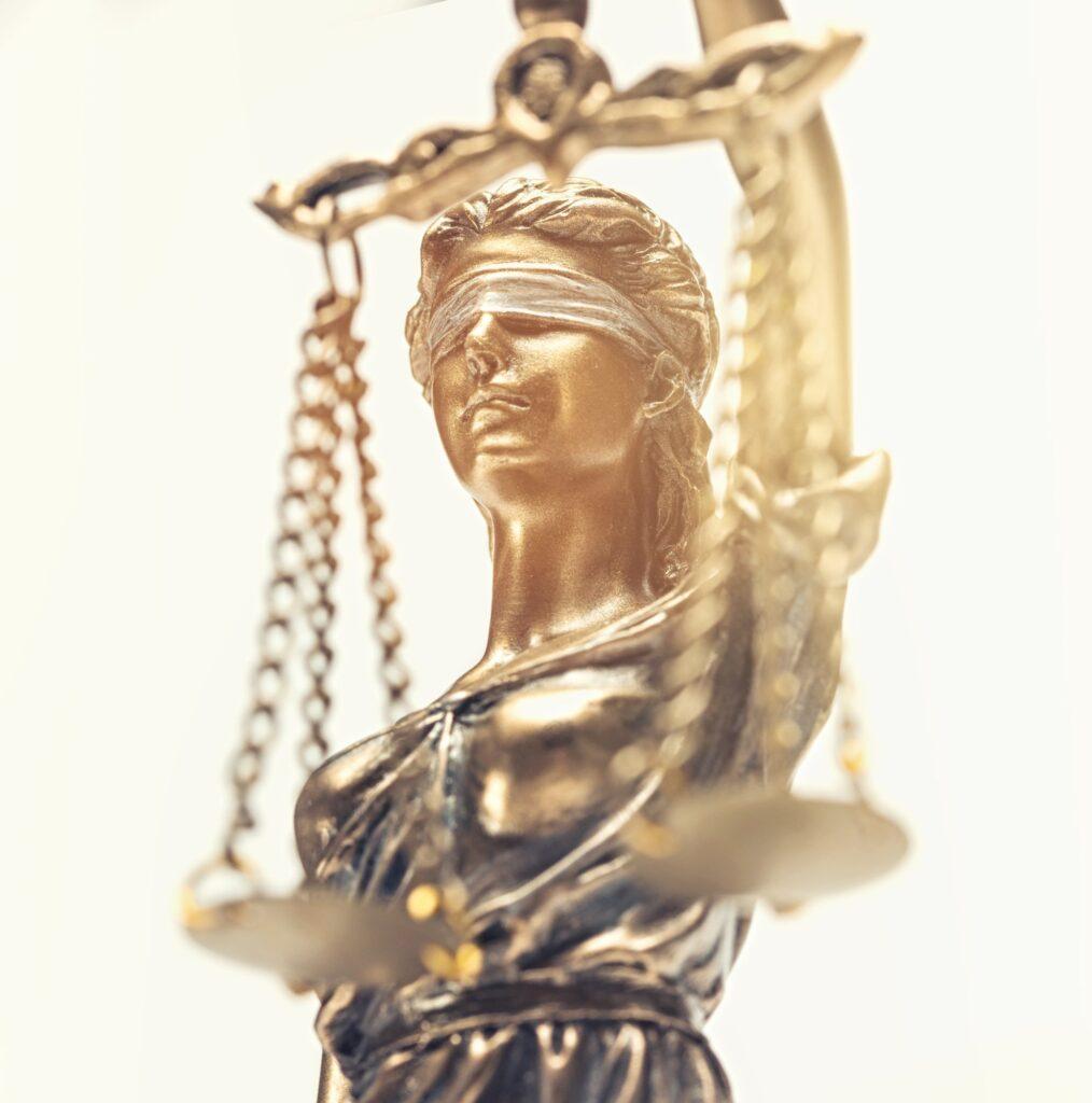 figura de la justicia